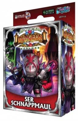 Super Dungeon Explore - DVK - Ser Schnappmaul