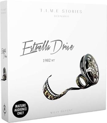 T.I.M.E Stories Estrella Drive Erweiterung-6 Deutsch