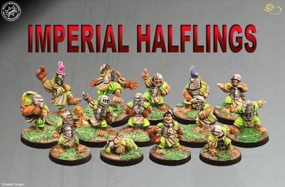Imperial Halfling Team (14) (OOP)