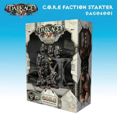 C.O.R.E. Faction Starter