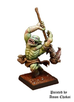 Mountain Orc Hero A (2-handed weapon)