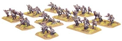 Jalkavä Platoon
