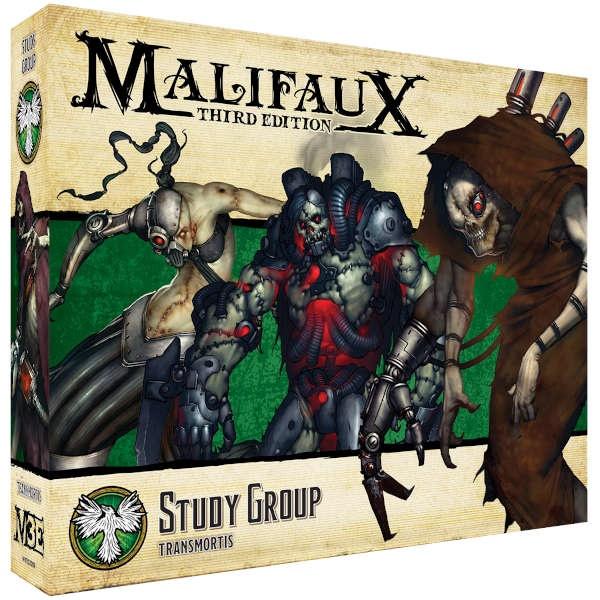Malifaux (M3E): Study Group