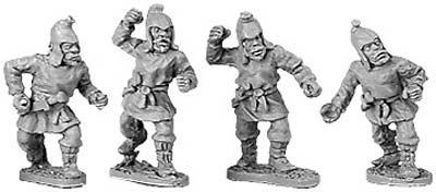 Paphlagonian infantry (random 8 of 4 designs)