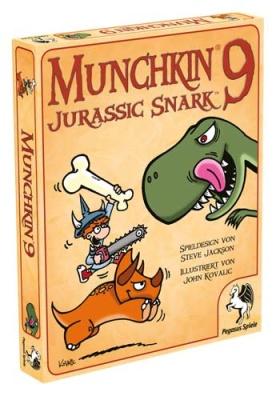 Munchkin 9: Jurassik Snark