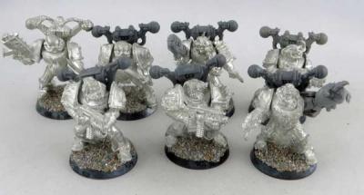 WH40K: Plague Marines ZINN (7)