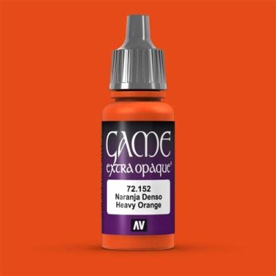 Game Color Extra Opaque Heavy Orange 17 ml