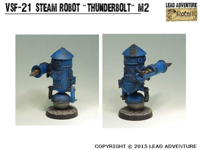 "Steam Robot ""Thunderbolt"" M2 (1)"