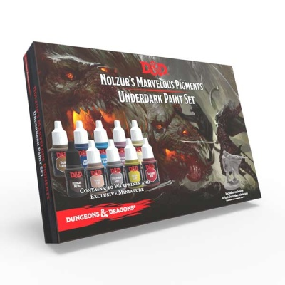 D&D Underdark Paint Set