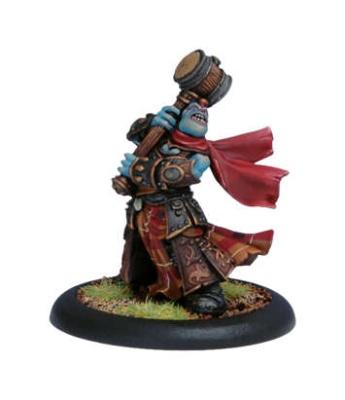 Trollblood Warlock Grissel Bloodsong OOP