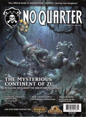 No Quarter Magazine #71