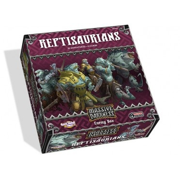 Reptisaurians Enemy Box - EN