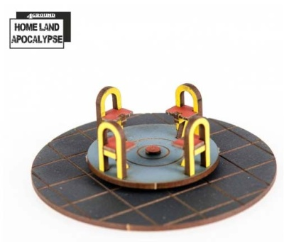 Play Park: Round About