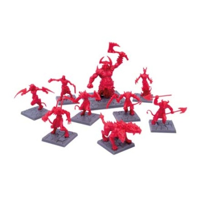 Denizens of the Abyss Miniatures Set (9)