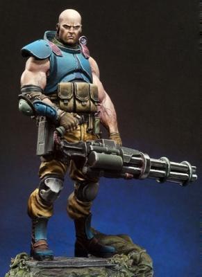 Gabriel Blackburn, Serpentian Commander