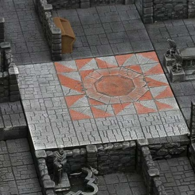 Dunkelstadt - Dungeon Element Typ 10