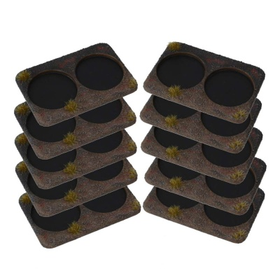 Warpath Team Bases - 40mm