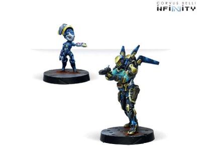 Delta Unit (Doctor, Yudbot-B) (O-12)