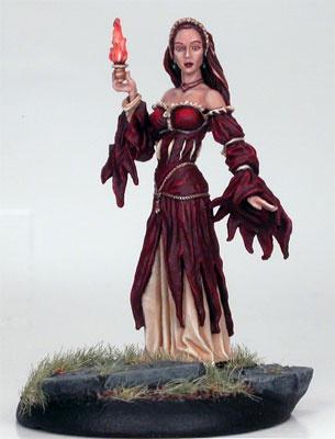 Melisandre - Priesterin von R'hllor