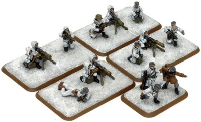 Jääkari Machine-gun Platoon (Winter)