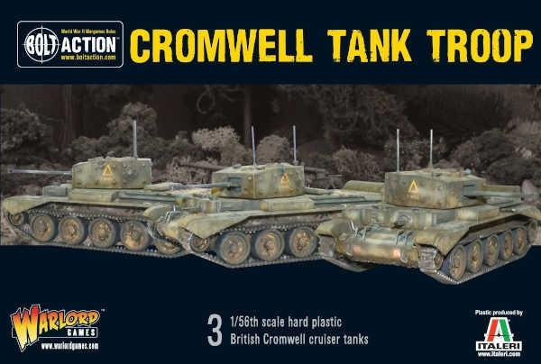 Cromwell Tank Troop