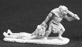 Caveman & Girlfriend
