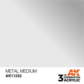 Metal Medium 17ml