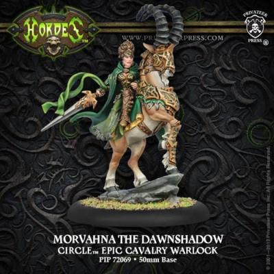 Morvahna the Dawnshadow Epic Warlock