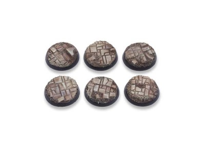 Stonefloor Bases - 32mm (5)