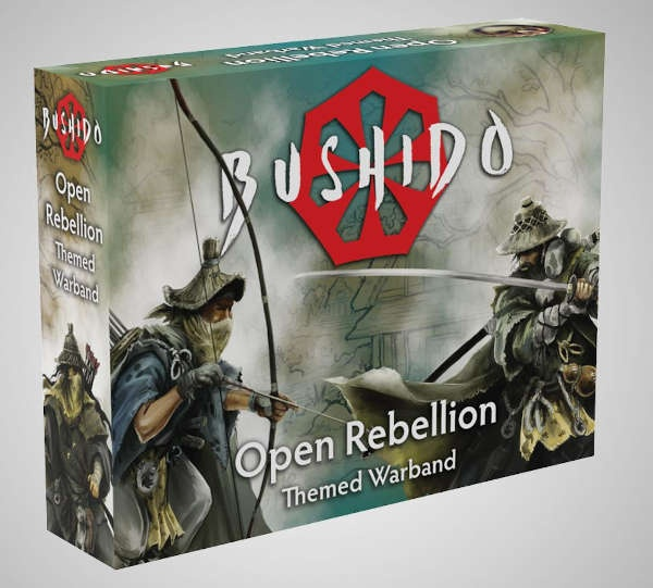 Open Rebellion (Wolf clan) - Themed Warband