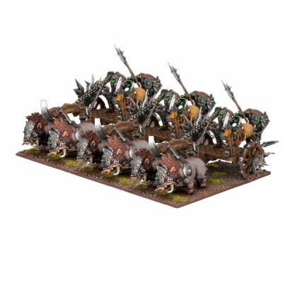 Orc Chariot Regiment (3)