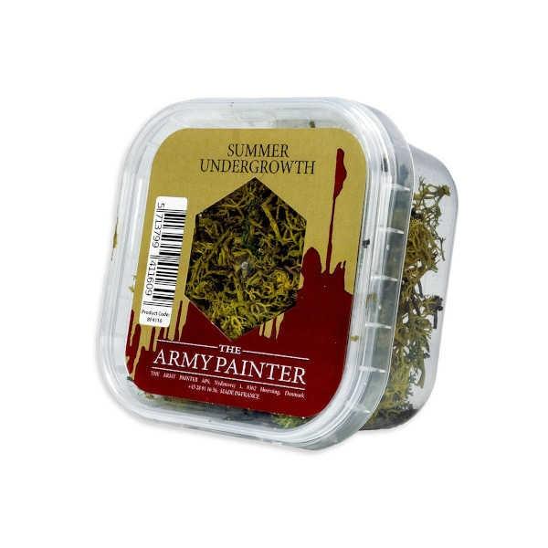 Basing: Summer Undergrowth (2019)