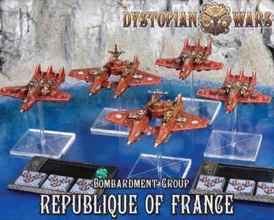 Republique of France Bombardment Group