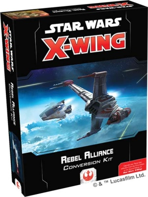 Star Wars: X-Wing 2.Ed. Rebellenallianz  Konvertierungsset