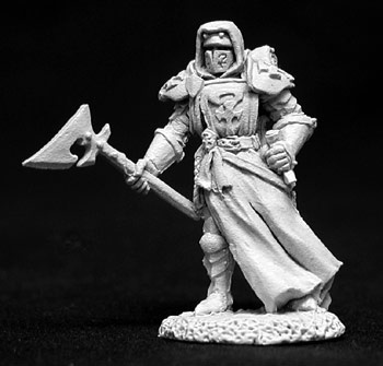 Tyran, Blk Legionnaire