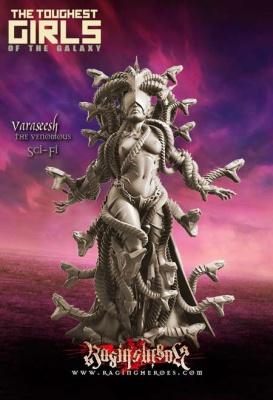 Varaseesh, The Venomous (LE - SF)