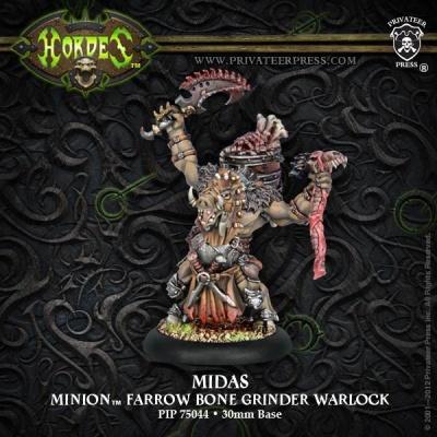 Minion Midas Farrow Bone Grinder Warlock