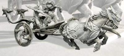 Elfen Streitwagen