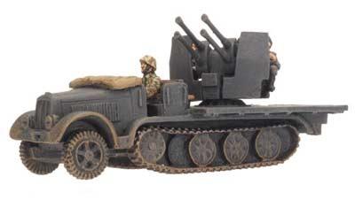 SdKfz 7/1 (Quad 2cm)