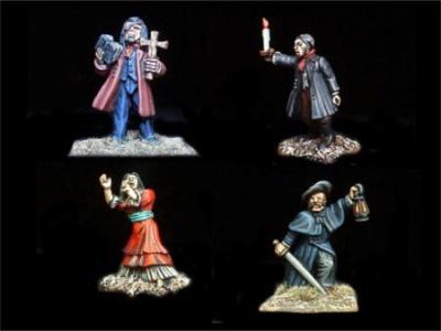 Van Helsings Vampire Hunters