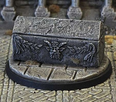 Stone Sarcophagus I