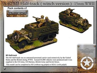 M3 halftrack + winch (1)