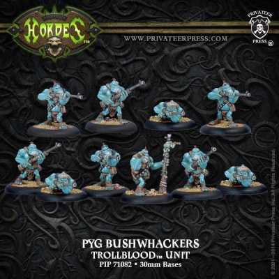 Trollblood Bushwackers (10)