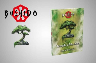 Temple of Ro-Kan Special Card Deck