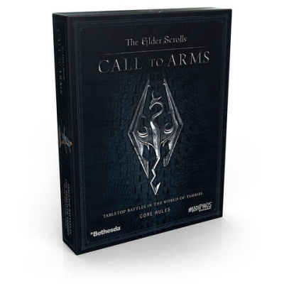 The Elder Scrolls Call To Arms Core Rules Set