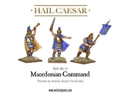 Macedonian Command