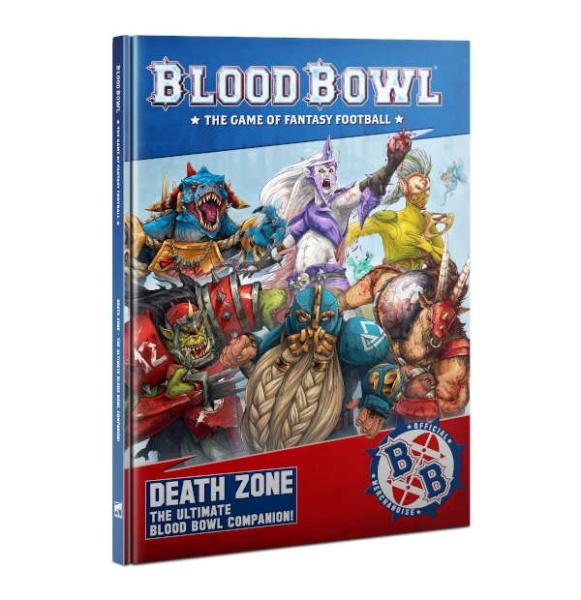Blood Bowl: Death Zone ENGLISCH
