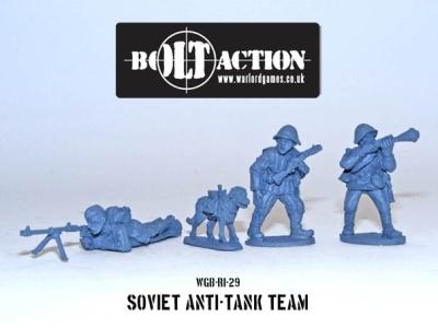 Soviet Army Anti-tank Squad