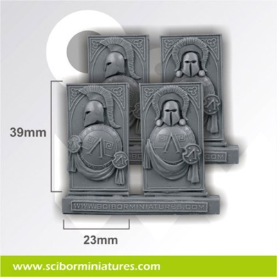 Spartan Reliefs (4)