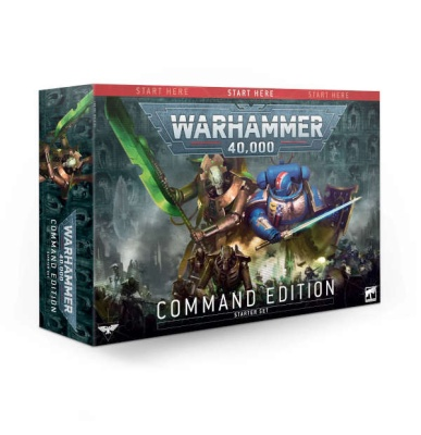 Warhammer 40,000 Open War Cards (Englisch)